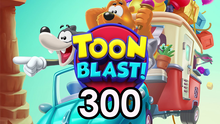 How to Clear Toon Blast Level